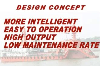 Dredge Design