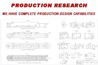 Dredge Production Technology Research