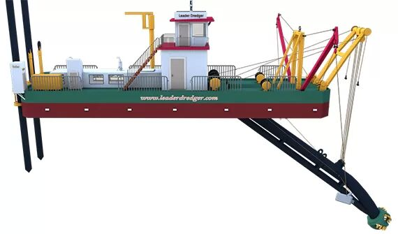 how-does-a-dredger-ship-work?- Leader Dredger